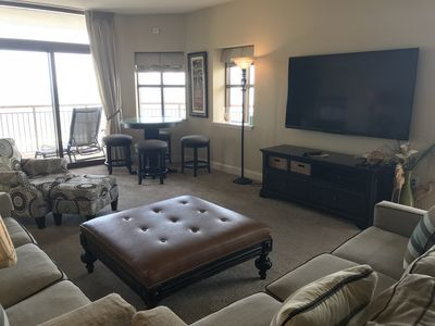· Ocean Front 4BR End Unit. Wrap-around Balcony. Upgraded Finishes.