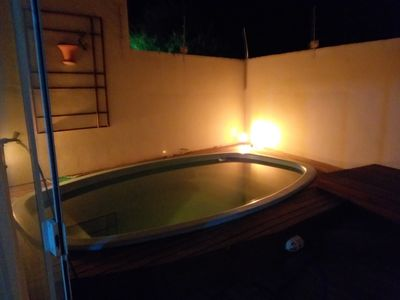 Photo for Campeche_ House with pool, 2 bedrooms, 2 bathrooms, air cond. Wifi