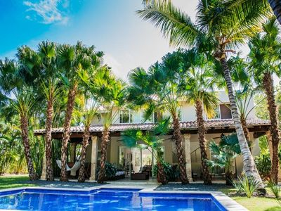 Photo for Luxury 4-bedroom villa with private pool at Tortuga, Puntacana Resort & Club