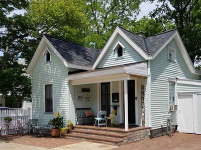 Photo for Beautiful, Perfectly Located, Historical Downtown Cottage