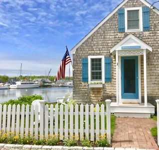 Photo for NEWLY renovated, In town Waterfront Cottage