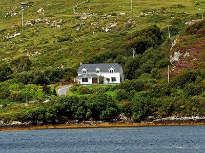 Photo for Spacious detached dormer bungalow on Wild Atlantic Way, in exceptional location, set in large…