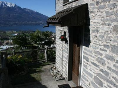 Photo for Holiday apartment Gordola for 4 persons with 1 bedroom - Holiday apartment in one or multi-family ho