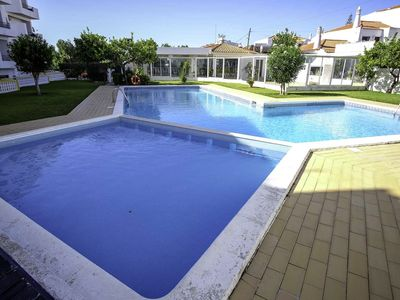 Photo for Apartment with pool - Apartment Oura Claudios