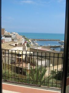 Photo for Apartment in the center of the village 5 minutes from the park and at 2 from the sea, Wi-Fi