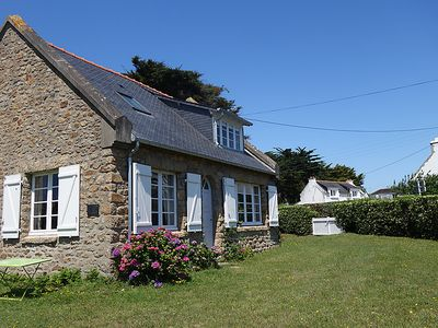 Photo for Vacation home Kerbourgnec in Quiberon - 6 persons, 3 bedrooms