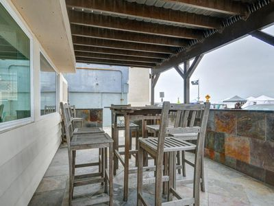 Photo for OB Pier #1 - Dog-friendly, waterfront duplex with beach access & private patio!