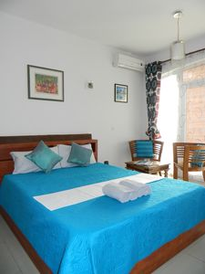 Photo for ARIEL Beach Suite in the Heart of Grand Baie is designed for vacation