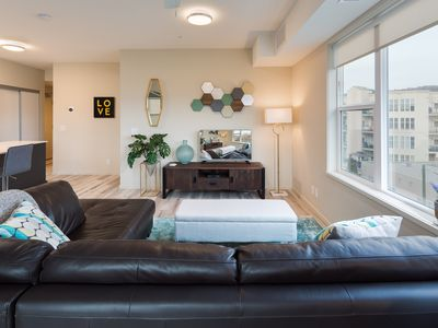 Photo for Modern Brand New 2 Bedroom Condo Downtown