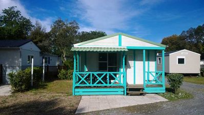 Photo for Rent CHALET any comfort close to the ocean