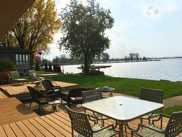 Parc d'état d'Indian Lake, Lakeview, Ohio, États-Unis d'Amérique