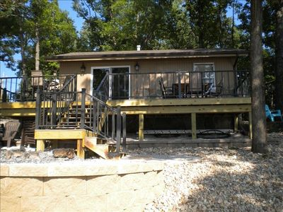 Photo for Lake Front Cabin Sleeps up to 8 (Mm13)