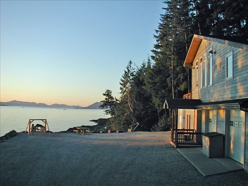 Hidden Cove Beach House Ketchikan S Premiere Vacation Al