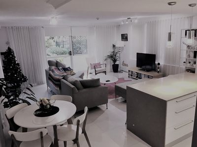Photo for Stunning garden apartment in perfect location.