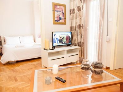 Photo for Classic Pied a Terre in Central Athens!