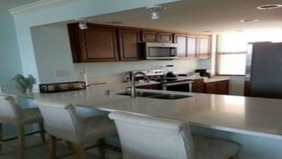 Photo for Amazing ocean front condo 8 floors up and totally remodeled, one of the nicest
