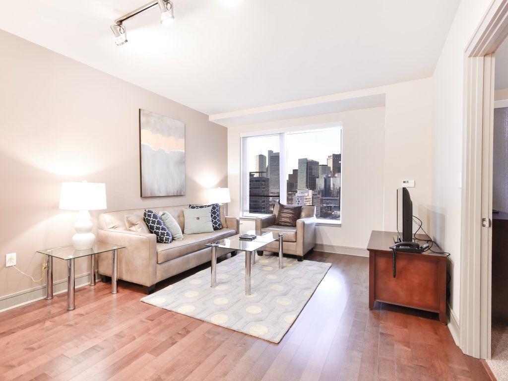 Boston Lux 1BR Next To Faneuil Market