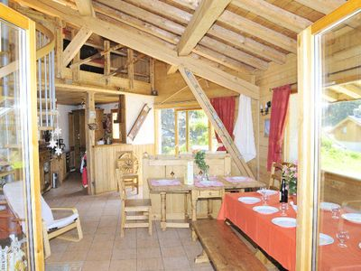 Photo for Chalet Balcony of Paradise - Chalet 8 rooms 14 persons