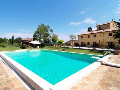 Photo for Apartment Le Rose del Chianti  in Poggibonsi (SI), Siena and surroundings - 4 persons, 2 bedrooms