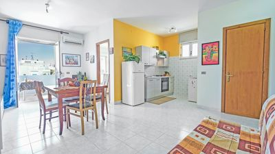 Photo for Near the beach and the center of Otranto - Apartment Eleonora 5 places