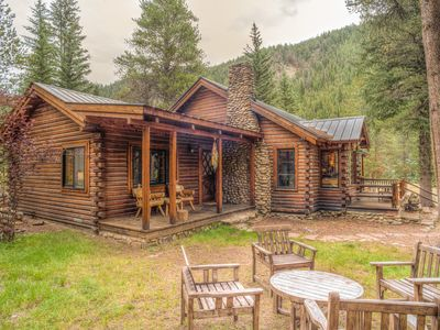 Photo for Sunny & Spacious Cabin! Spring Crk Access! Fireplace/Decks/Grill!