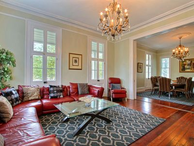 """Photo for Rest Well with Southern Belle Vacation Rentals at """"Forsyth Park Main"""""""