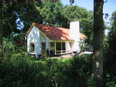 Holiday home Madelief near Dishoek, directly behind the dunes, in a quiet area