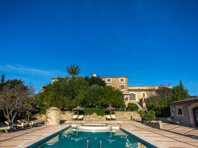 Photo for Apartment for up to 6 people in an idyllic country hotel with pool, Calvià Mallorca