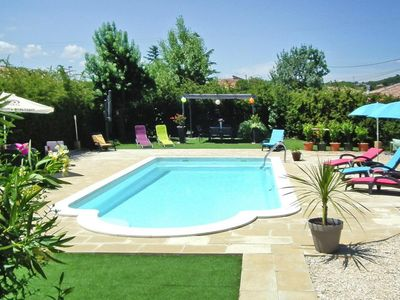 Photo for holiday home, Ribaute-les-Tavernes