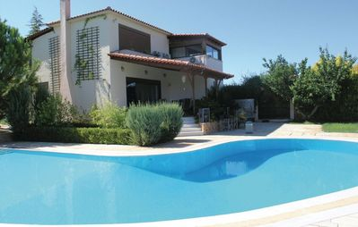 Photo for Luxurious Villa, 5 bedrooms, huge pool, sauna, amazing views