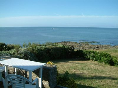 Photo for 4BR House Vacation Rental in Saint-Gildas-De-Rhuys, Bretagne