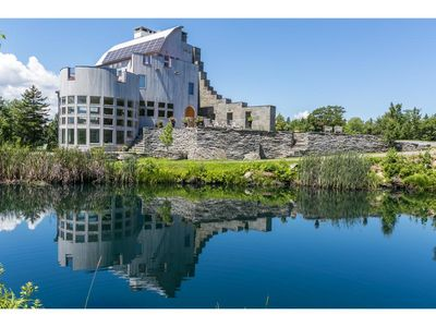 Photo for A Modern Scottish Mountain-top Castle in Vermont with breathtaking views