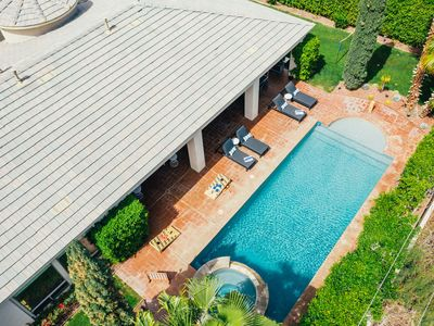 Photo for *PRIVATE OASIS* w/ Pool & Outdoor Dining! | Sleeps 12! ❤ by AvantStay