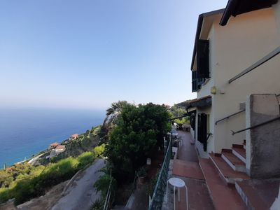 Photo for Holiday home in the first hill of Bordighera
