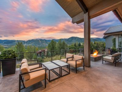 Photo for Mountain Sky | Gorgeous Views | Private Hot Tub | Concierge Services