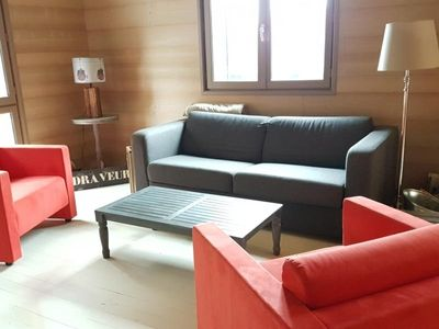 Photo for 3BR Chalet Vacation Rental in Super-Besse