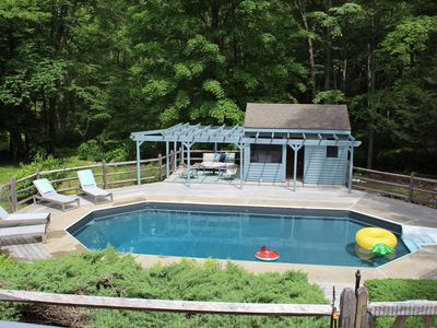 Photo for NEWLY Renovated Modern Farmhouse Retreat with Swimming Pool