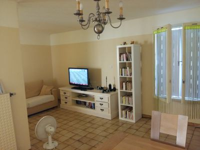 Photo for Beautiful and spacious apartment 10 minutes from the beach