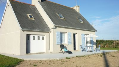 Photo for pretty little house close to the sea with sea view, classified 3 stars