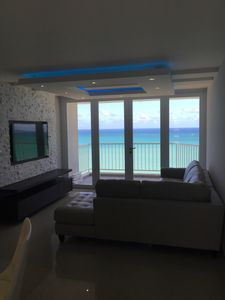 Photo for Marbella del Caribe Condo - Amazing Oceanfront View with electricity and water