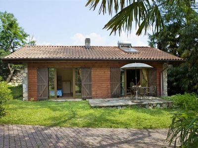 Photo for Cozy 3-room house with about 2. 500 m² large park