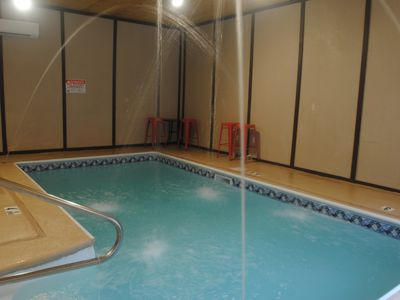 Photo for Private indoor pool, 18 B/R, 16 1/2 bath, near Dollywood
