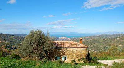 Photo for Romantic and Charming Cottage With Stunning Sea Views in rural location