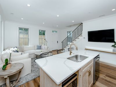 Photo for Guesthouse Charleston: Brand New 4 Bed Home / Parking / 1 Block To Upper King St