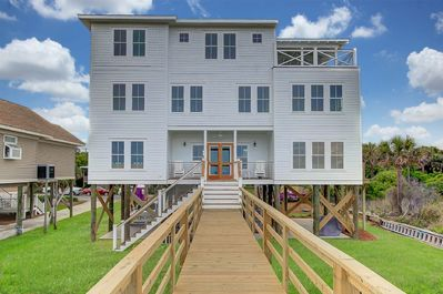 Luxury High End Ocean Front Home Folly Beach Folly Beach