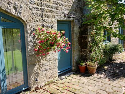 Photo for The Cowshed. 2 Bedroom Holiday Home in Lofthouse,  Nidderdale, North Yorkshire