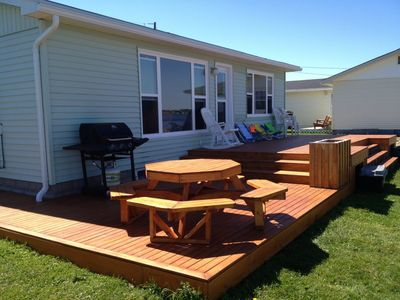 Photo for 3BR House Vacation Rental in Grande-Digue, NB
