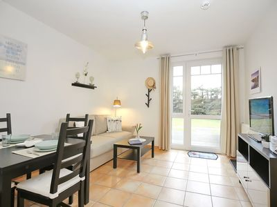 Photo for Apartment Seebär on the ground floor with terrace
