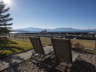 Photo for 828 Park Place @ Stateline Beach... Lake Tahoe Is At Your Doorway! Walk To Casinos, Gondola & Shopping...