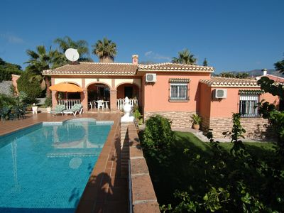 Photo for Holiday villa in Mijas for rent - Villa La Palma